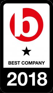 Best Company 2018